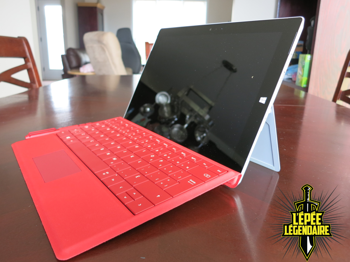 [Test] Microsoft Surface 3